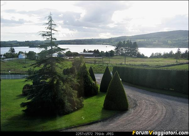 15 giorni  nella bella e verde  Irlanda-207-veduta-stanza.jpg