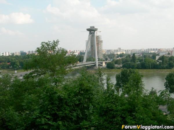 Week-end nella capitale Slovacca (giugno 2007)