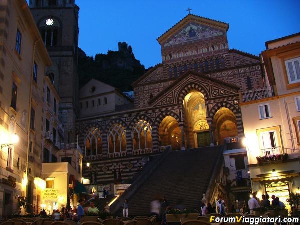Amalfi Duomo 2005