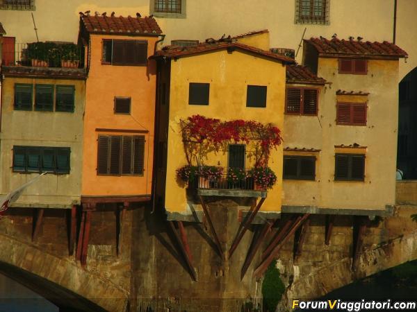 Firenze Ponte Vecchio 2005