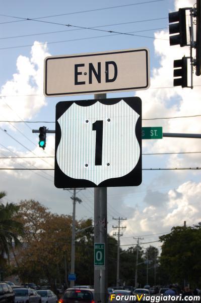 Key West: la fine della US-1.