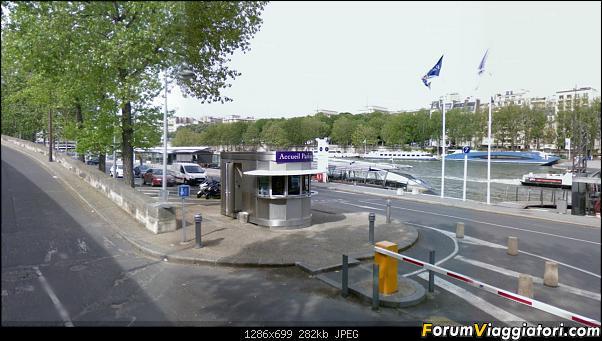 [FRANCIA - Parigi - Crociera Senna] Bateaux Parisiens River Cruise-front-battello.jpg
