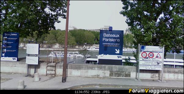 [FRANCIA - Parigi - Crociera Senna] Bateaux Parisiens River Cruise-front-2.jpg