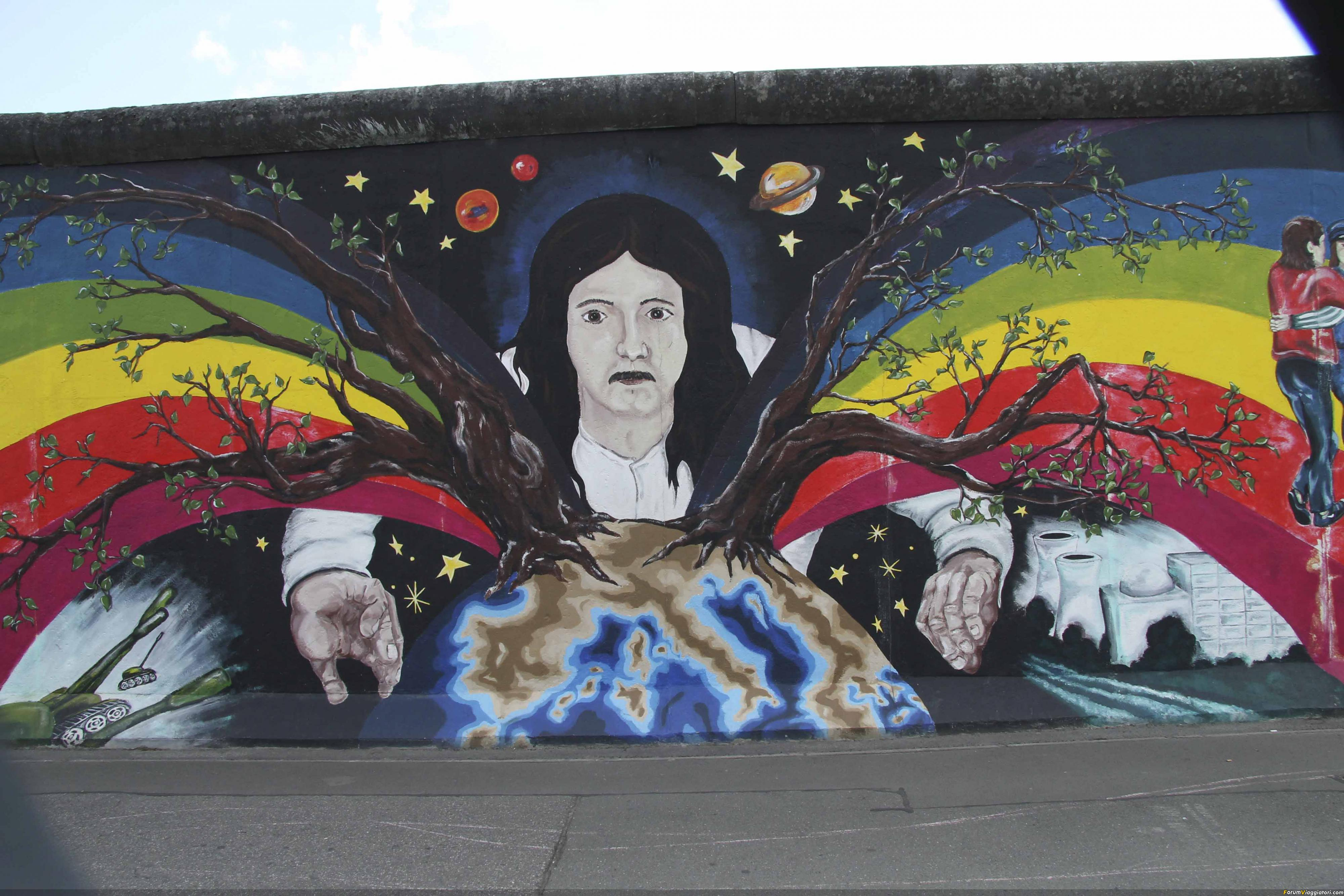 East side gallery (Berlino)