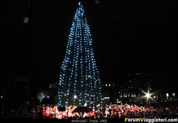 Natale a londra 2012