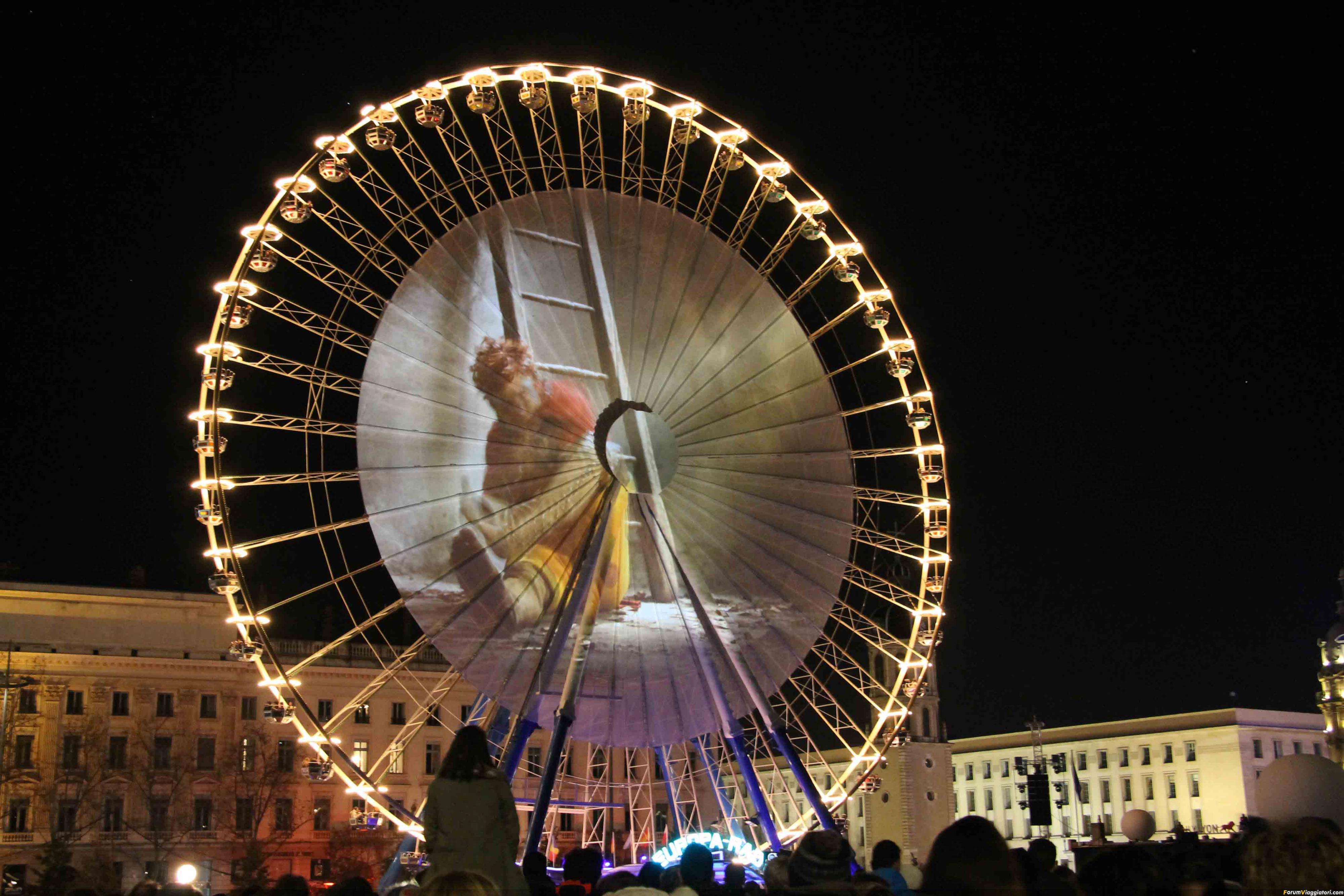 Lione - Festa delle luci