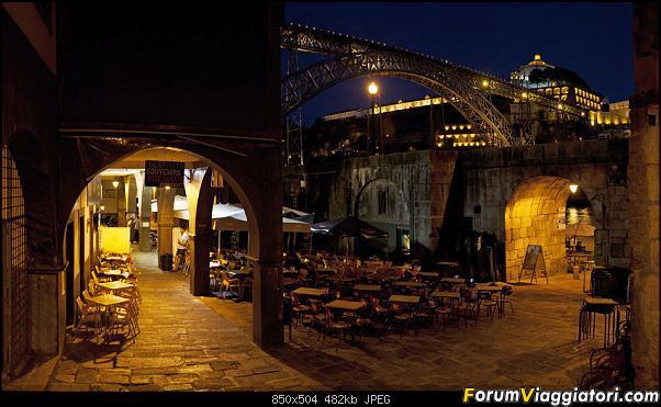 In viaggio in Portogallo....era l'estate 2011...questa è Porto.