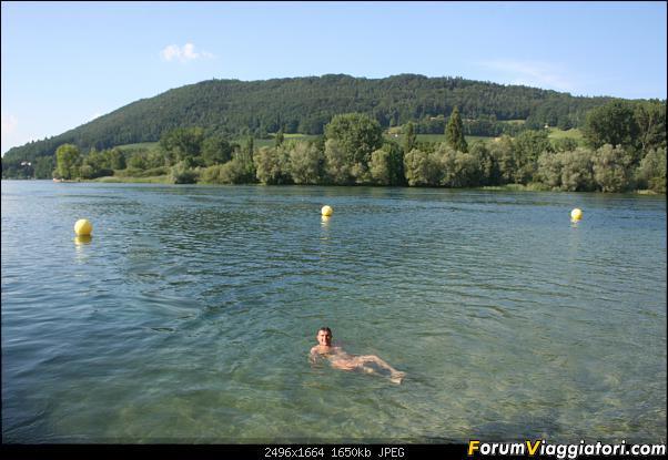 BAVIERA e FORESTA NERA in MOTO-luglio 2014-390-bagno-nel-reno-ore-18.jpg