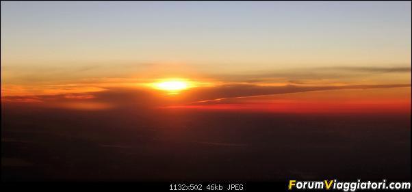 Da Buenos Aires e Iguazu alla Terra del Fuoco,sconfinando nella patagonia Cilena-081-tramonto-volo.jpg