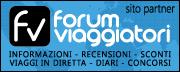 ForumViaggiatori.com: il tuo forum di viaggi preferito !