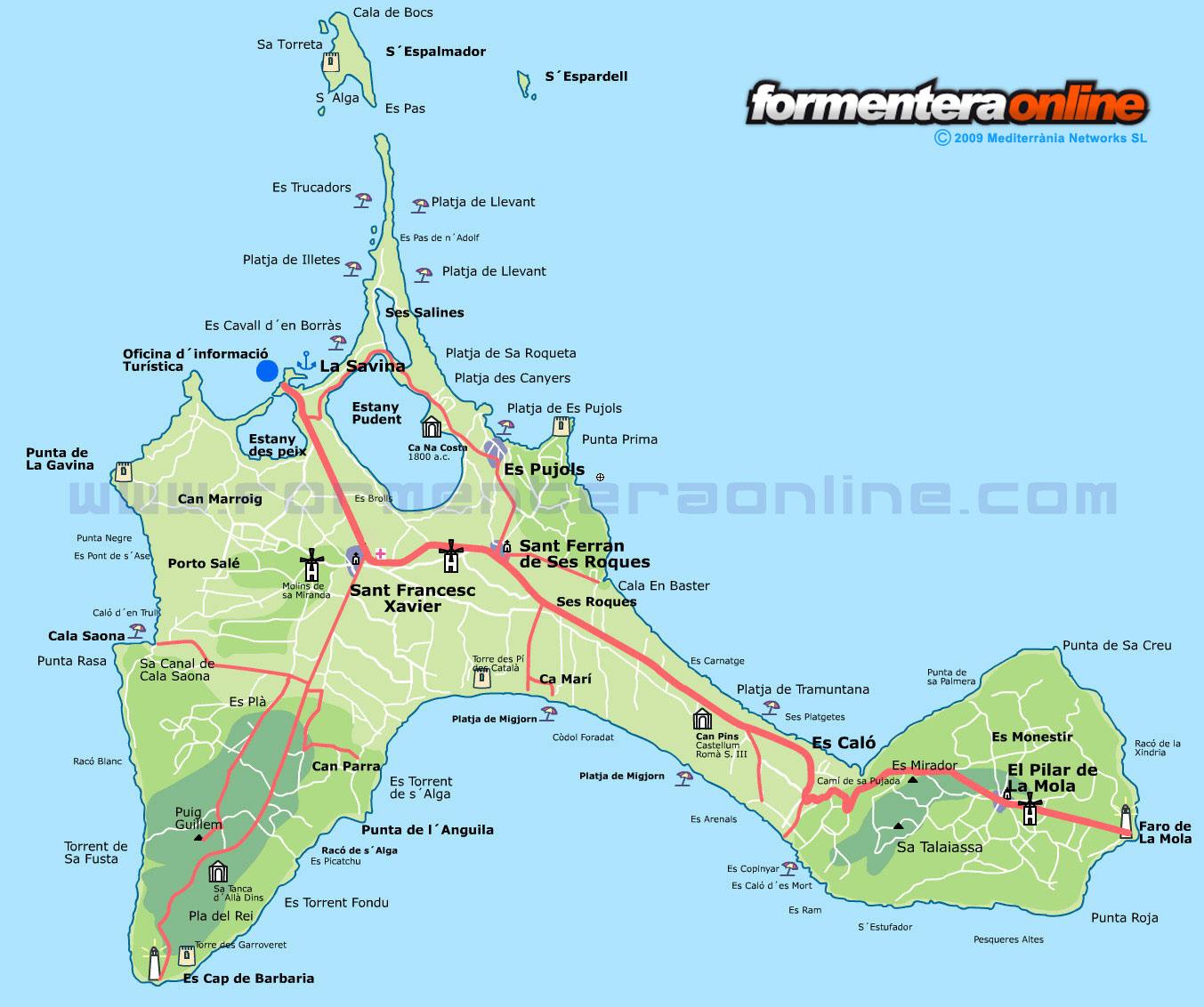 BALEARI] Alloggi a Formentera